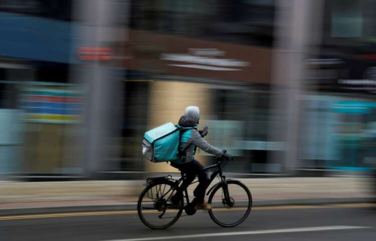 Deliveroo reports doubling in gross order value in first half 41
