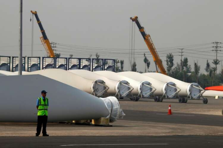 Wind turbine maker Vestas cuts 2021 outlook on supply constraints and costs 41