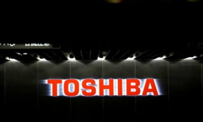 Toshiba returns to Q1 profit on demand for automotive chips 64