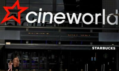 Cineworld eyes Wall St money after rival AMC becomes meme stock 45