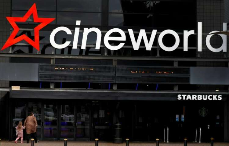 Cineworld eyes Wall St money after rival AMC becomes meme stock 41