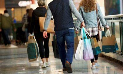 Automobile shortages, spending shift to services hurt U.S. retail sales 49