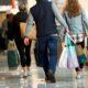 Automobile shortages, spending shift to services hurt U.S. retail sales 50