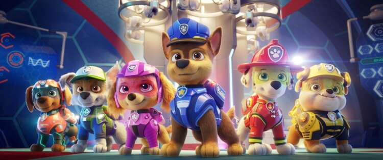 'Paw Patrol' unleashed: Behind ViacomCBS's plan to take on Disney 41