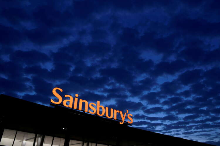 Shares in UK chain Sainsbury's jump 11% on report of buyout interest 41
