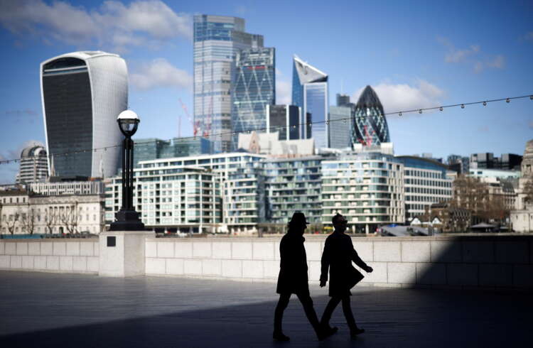 UK economic growth slowed again in August as post-lockdown shortages bite - PMI 41