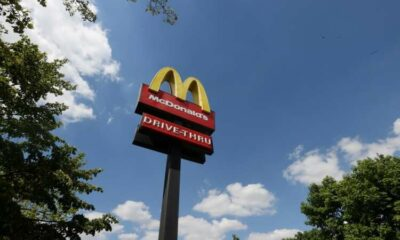 McDonald's milkshakes off the British menu after supply chain issues 61