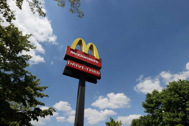 McDonald's milkshakes off the British menu after supply chain issues 41