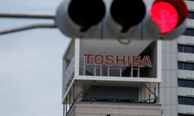 Toshiba in talks with four investment firms for strategic ideas -sources 49