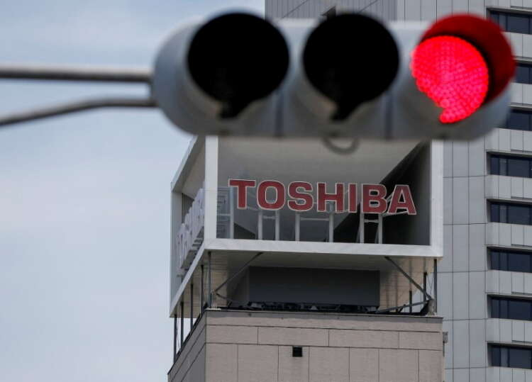 Toshiba in talks with four investment firms for strategic ideas -sources 41