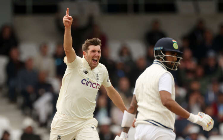 Cricket-India lose Rahul as England continue victory march 41