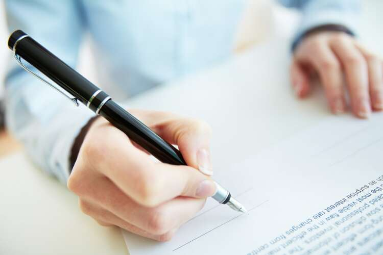 The majority of Britons do not have a will in place – here's why you should have one 41