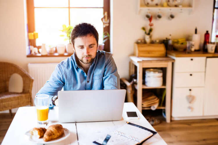 The future of working from home – and other benefits that candidates want 41