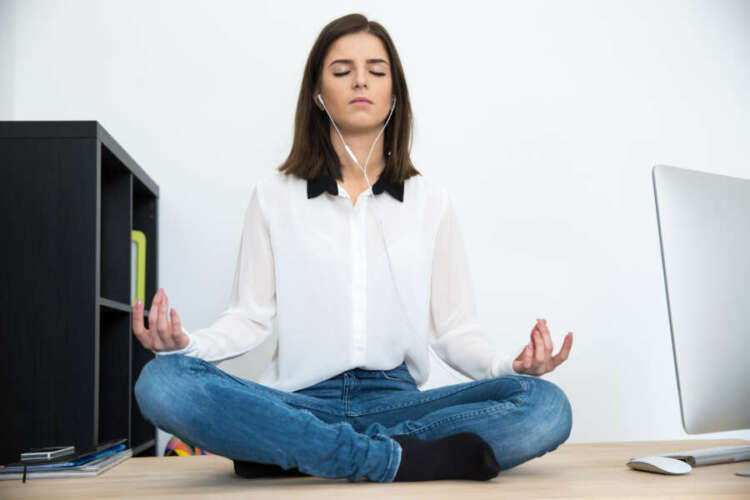 The power of mindset, meditation and mental health 41