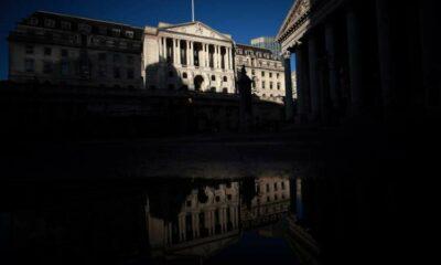 Bank of England names former Goldman economist Pill to top economics role 41