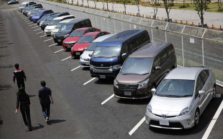 COVID-19 impact could hit Japanese automakers' output in Oct 41