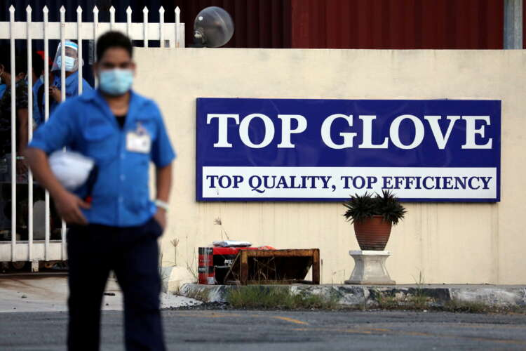 Malaysia's Top Glove says U.S. lifts import ban over forced labour 41
