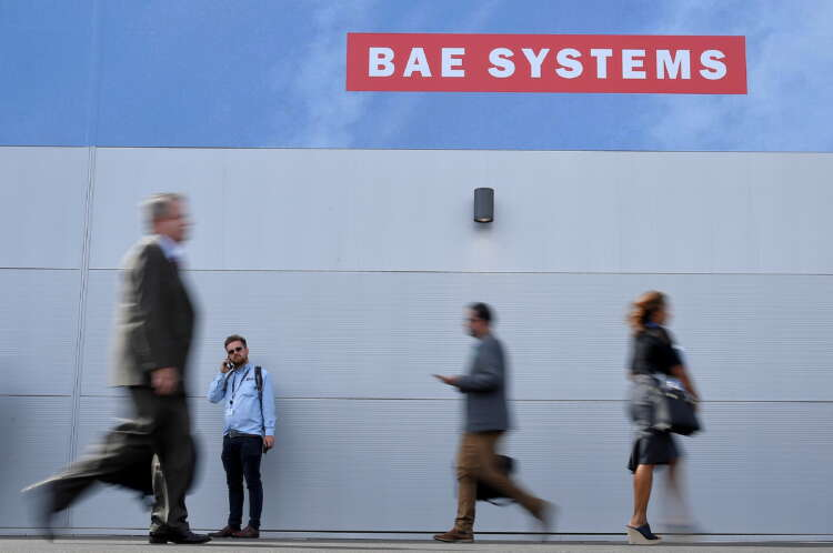 BAE Systems sees big opportunity in space after UK satellite bolt-on 41