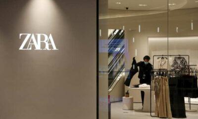 Zara owner Inditex sales rebound to top pre-pandemic levels 5