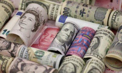Dollar index jumps after U.S. retail sales show surprise rebound 45