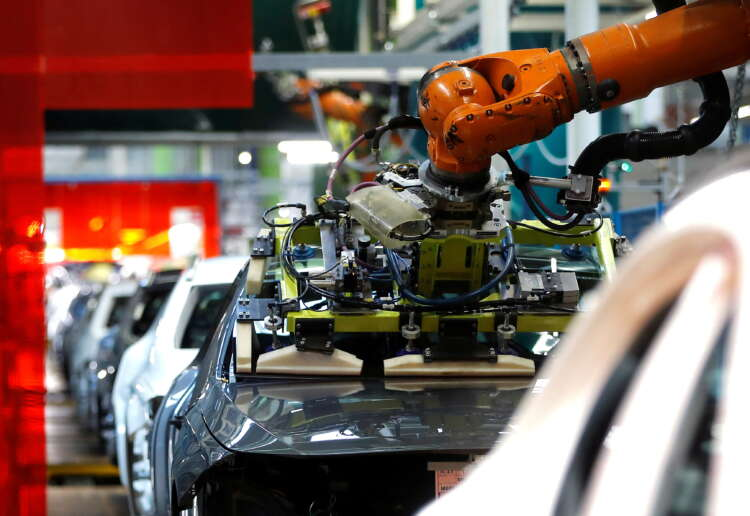 German engineering firms expect hit from supply chain bottlenecks next year 41