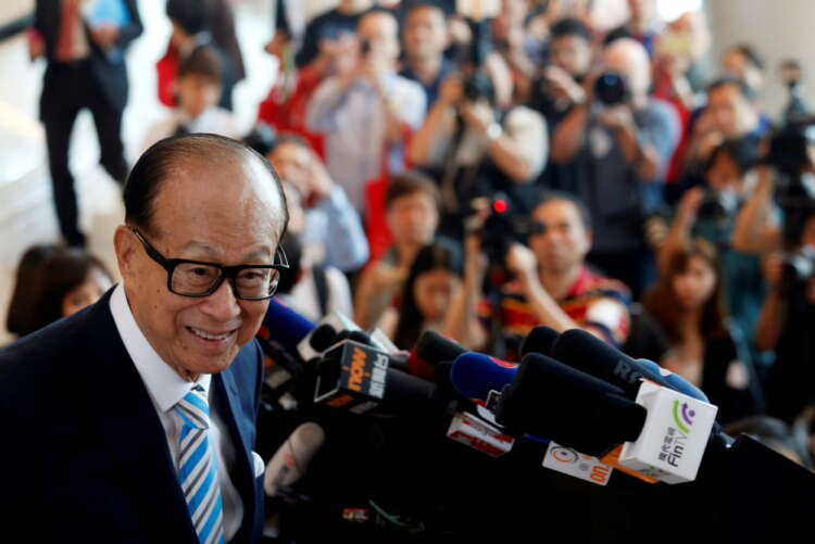 With tighter grip, Beijing sends message to Hong Kong tycoons: fall in line 41