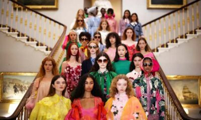 Catwalk shows return at hybrid London Fashion Week 63