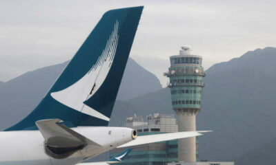 Cathay Pacific lowers Q4 capacity forecast as travel restrictions linger 1