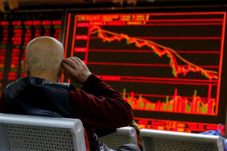Stocks claw back as markets calm after Evergrande-led slide 41