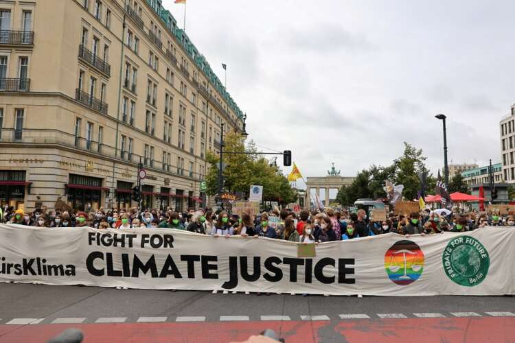 World's youth take to the streets again to battle climate change 41
