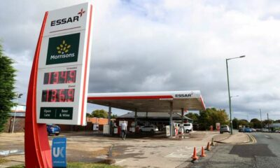 Fuel pumps run dry in British cities, sowing supply chain chaos 22