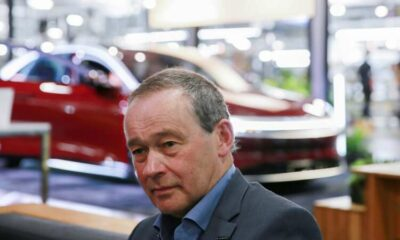Electric car maker Lucid on track for 2022, 2023 output targets, CEO says 58