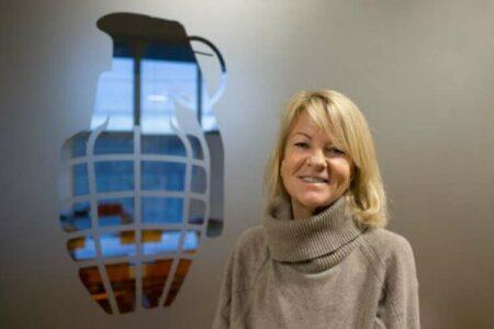 Interview with Juliet Barratt – Co-Founder of Grenade 46