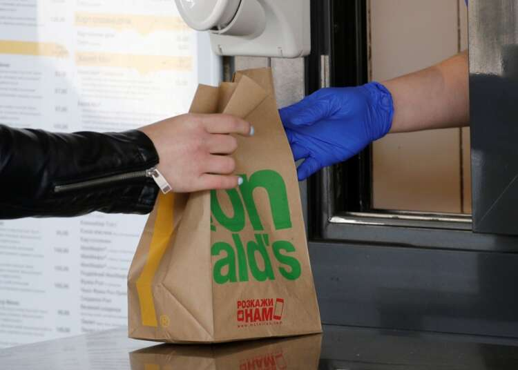 McDonald's targets net zero emissions by 2050, from meat to energy 41
