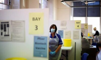 UK hospitals could struggle even if COVID deaths lower this winter - epidemiologist 49