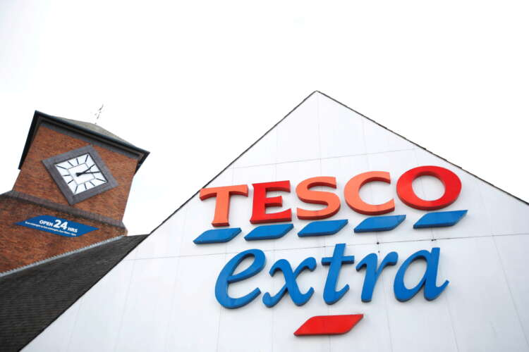 Tesco raises outlook and will buyback shares after strong first half 41