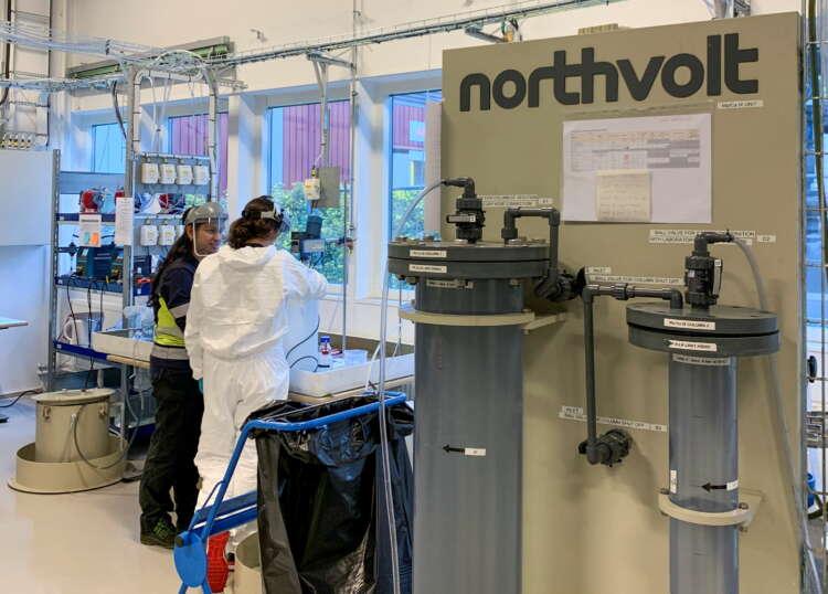 Exclusive-Northvolt plots EV battery grab with $750 million Swedish lab plan 41