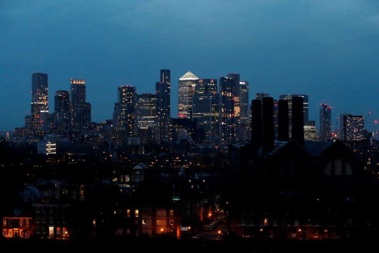 Markets could face 'sharp correction', Bank of England warns 41