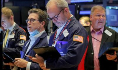 Yields rise, stocks nudge higher after U.S. jobs data 24
