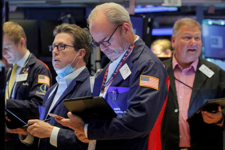 Yields rise, stocks nudge higher after U.S. jobs data 45