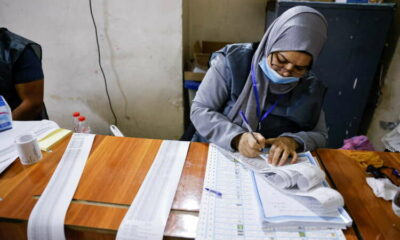 Turnout in Iraq's election reached 41% - electoral commission 57