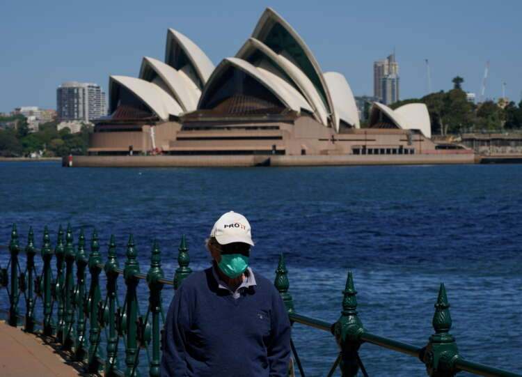 'Freedom Day': Sydney reopens as Australia looks to live with COVID-19 41