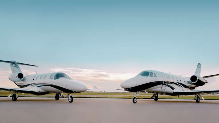 Textron launches two Cessna jets on corporate demand rebound 41