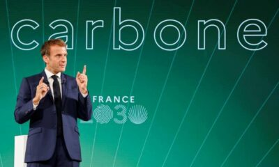 Macron unveils 30-billion euro plan for innovation and industrial revival 62