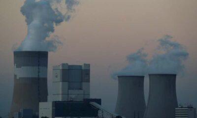 European gas price surge prompts switch to coal 22