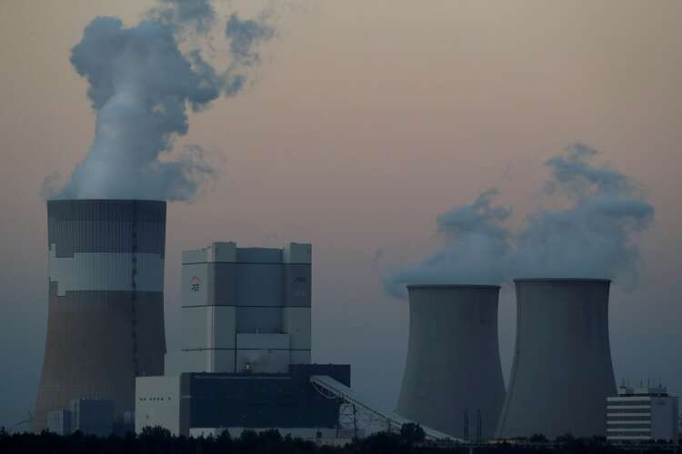 European gas price surge prompts switch to coal 53
