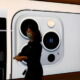 Apple likely to cut iPhone 13 production due to chip crunch -Bloomberg News 57