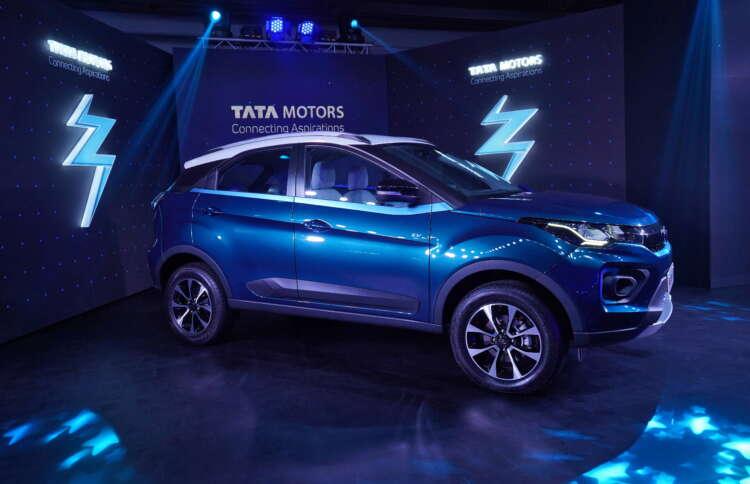 JLR parent Tata Motors surges nearly 20% on TPG fundraise, EV plans 41