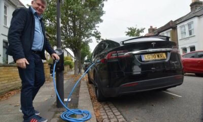 Rocking down to Electric Avenue? Good luck charging your car 32