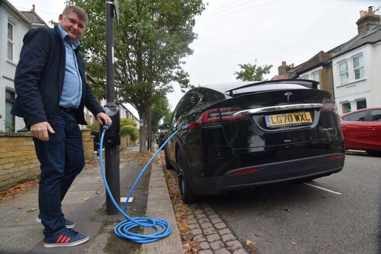 Rocking down to Electric Avenue? Good luck charging your car 41